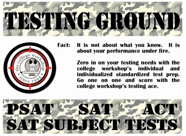 Testing Ground